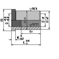 N03 Ohjausholkki ilman peräohjausta / Z11
